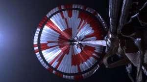 Perseverance en Marte: qué dice el mensaje oculto en el paracaídas del robot espacial de la NASA