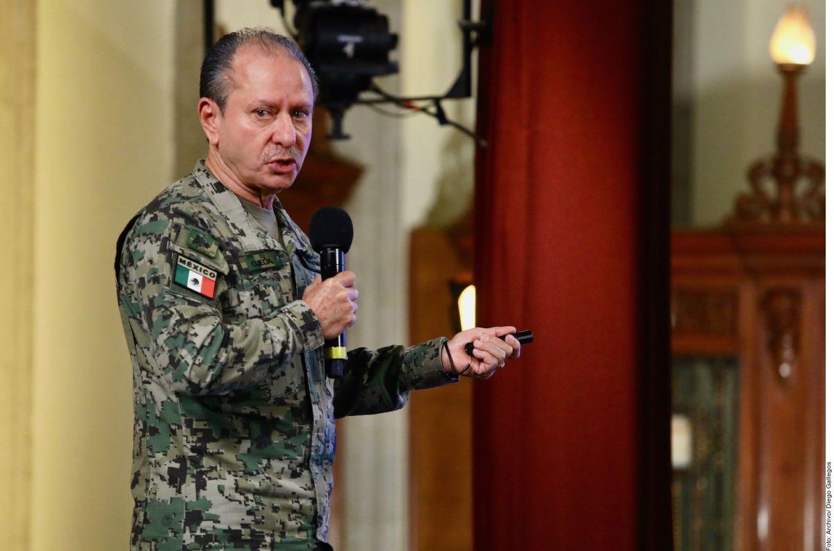 Secretario de Marina de México, Rafael Ojeda, da positivo a COVID-19 por segunda vez