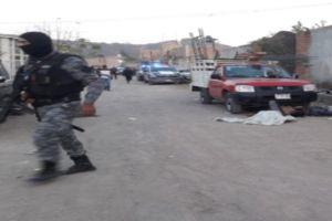 Masacre en territorio del Mencho deja 11 trabajadores de la construcción asesinados por sicarios