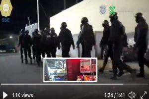 VIDEO: Narcojunior muestra lujos en prisión y policías encuentran hasta un tucán tras operativo