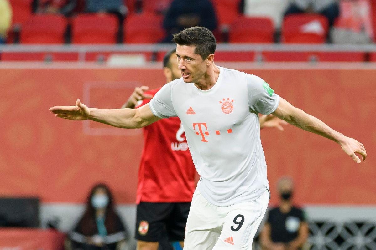 Robert Lewandowski pone al Bayern Múnich en la final del ...