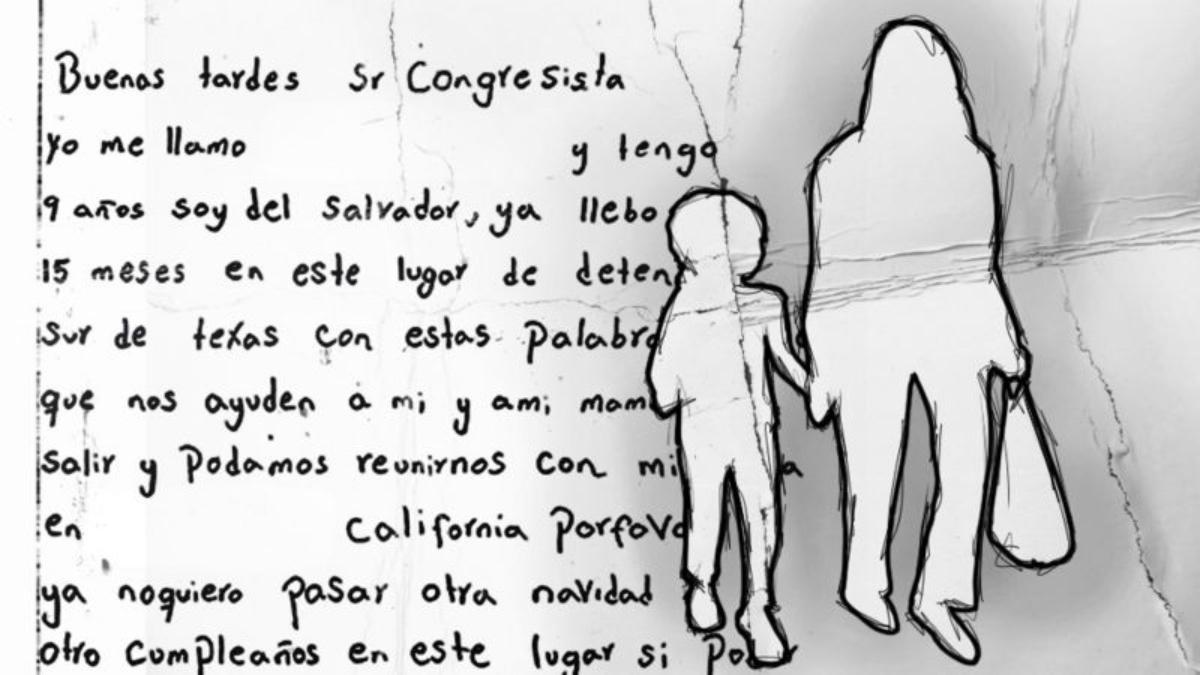 """531 días: el caso de la niña migrante que """"más tiempo"""" lleva detenida por el gobierno de Estados Unidos"""