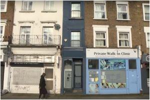 ¿Te gustaría vivir en la casa más estrecha de Londres? Está a la venta y puede ser tuya