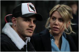 Wanda Nara y Mauro Icardi sufren robo millonario en su lujosa mansión de París