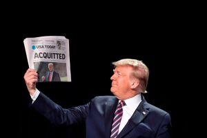 Qué pasa con Trump tras su absolución en el segundo 'impeachment' y cómo sigue influyendo en EE.UU.