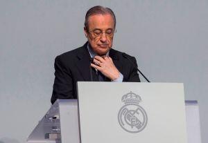 Florentino Pérez, presidente del Real Madrid, positivo por COVID-19