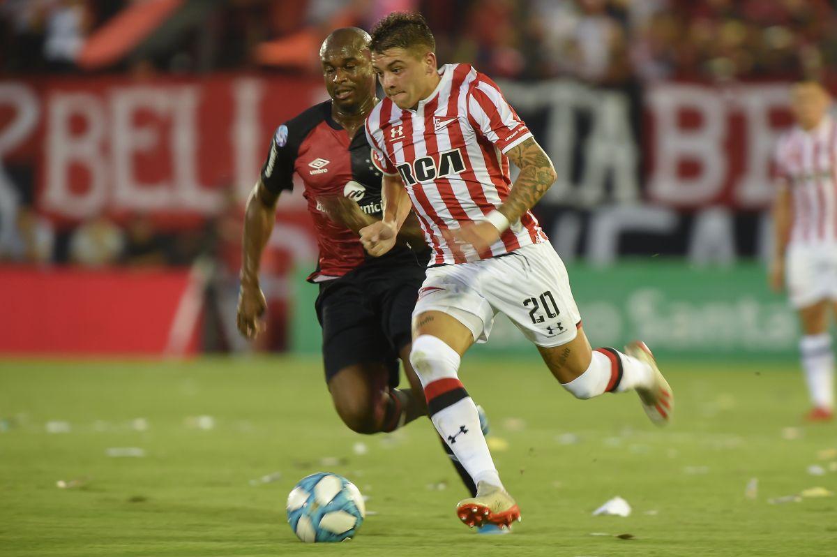 Diego García, jugador de Estudiantes de La Plata, fue acusado de abuso sexual