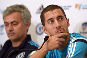 Sacó la bola de cristal: José Mourinho predijo la situación de Edén Hazard... ¡Hace 6 años!