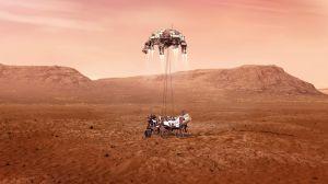 La NASA te invita a ver la llegada del rover Perseverance a Marte, en español