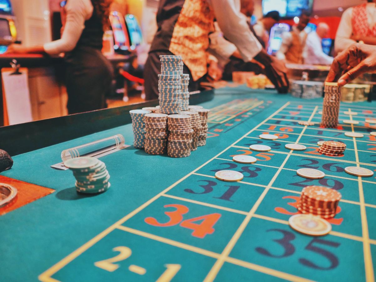 Tus números de la suerte podrían funcionar para probar fortuna en el casino.