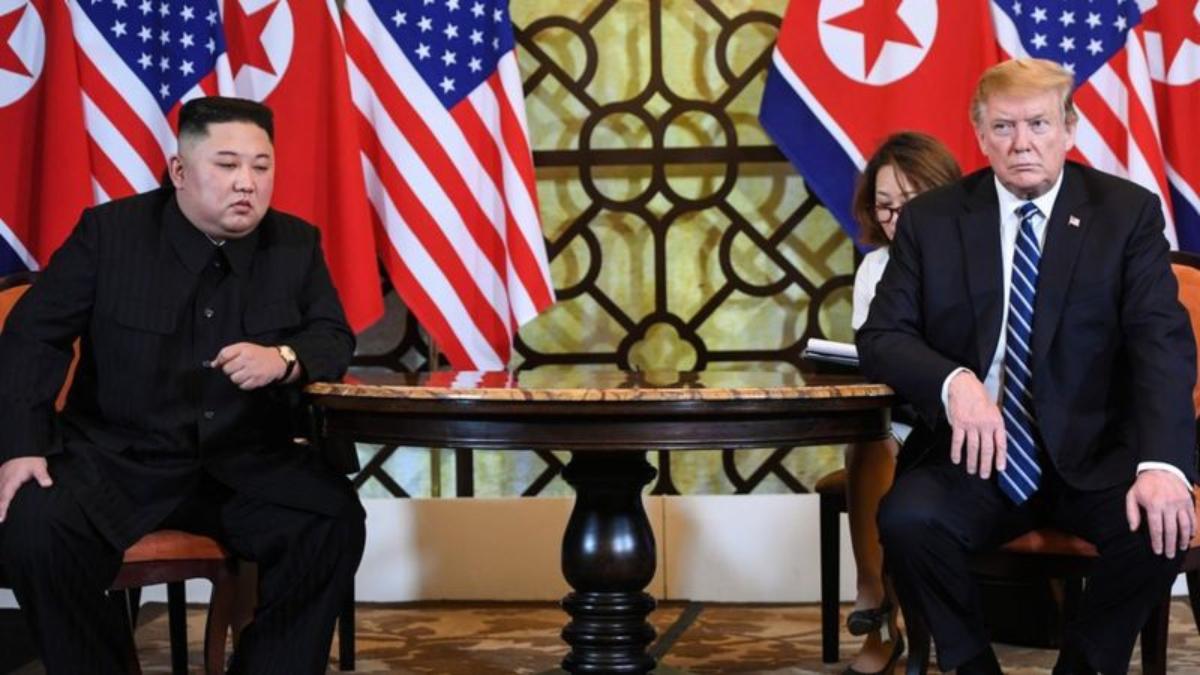 El día que Trump le ofreció a Kim Jong-un llevarlo a casa en el Air Force One