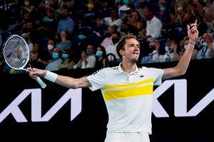 La final está lista: Daniil Medvedev enfrentará a Novak Djokovic por el título del Abierto de Australia