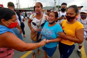 Amotinamientos en Ecuador: al menos 62 muertos en una ola de violencia en varias cárceles