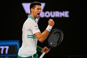 """""""Nole"""" no falla: Novak Djokovic hace historia y jugará su novena final del Abierto de Australia"""