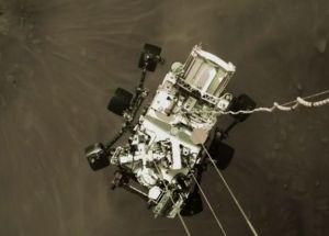 Perseverance: cómo hace el robot de la NASA para enviar imágenes desde Marte