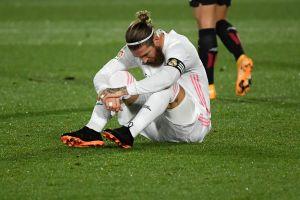 La peor noticia se confirmó en el Real Madrid: Sergio Ramos pasó por el quirófano y estará fuera por dos meses