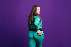 Pantalones joggers de mujer para estar cómoda fuera de casa, pero que te protegen del frío invernal