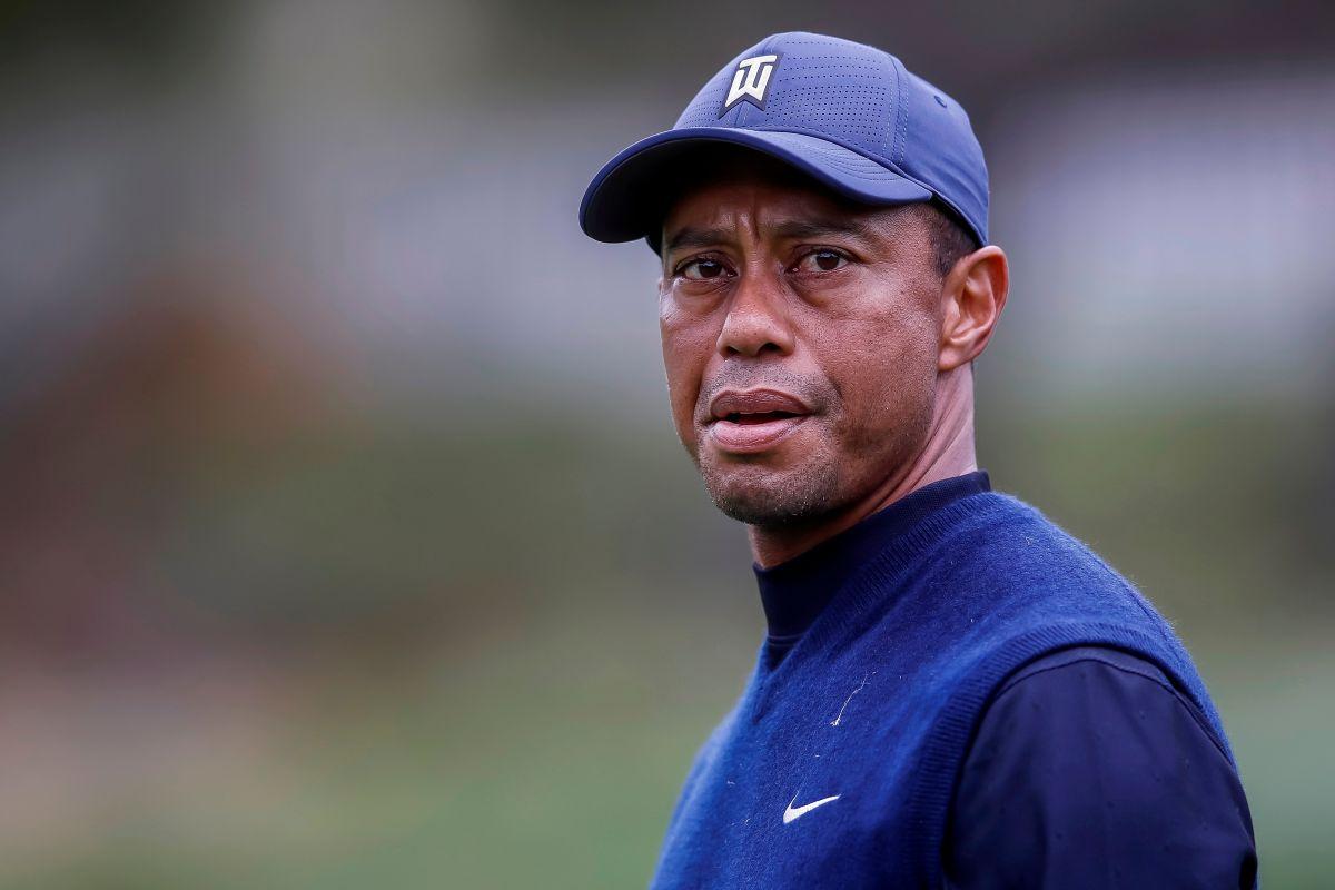 Tiger Woods es trasladado a hospital de Beverly Hills para empezar su larga recuperación