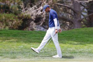 Tiger Woods abandona el hospital para seguir recuperándose en casa