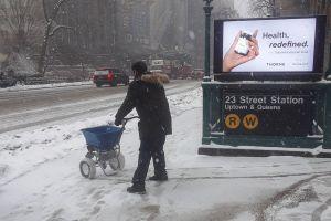 2021 tuvo el febrero más frío en los últimos 32 años en Estados Unidos, confirma agencia federal NOAA