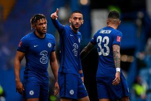 Chelsea clasifica a semifinales de la FA Cup