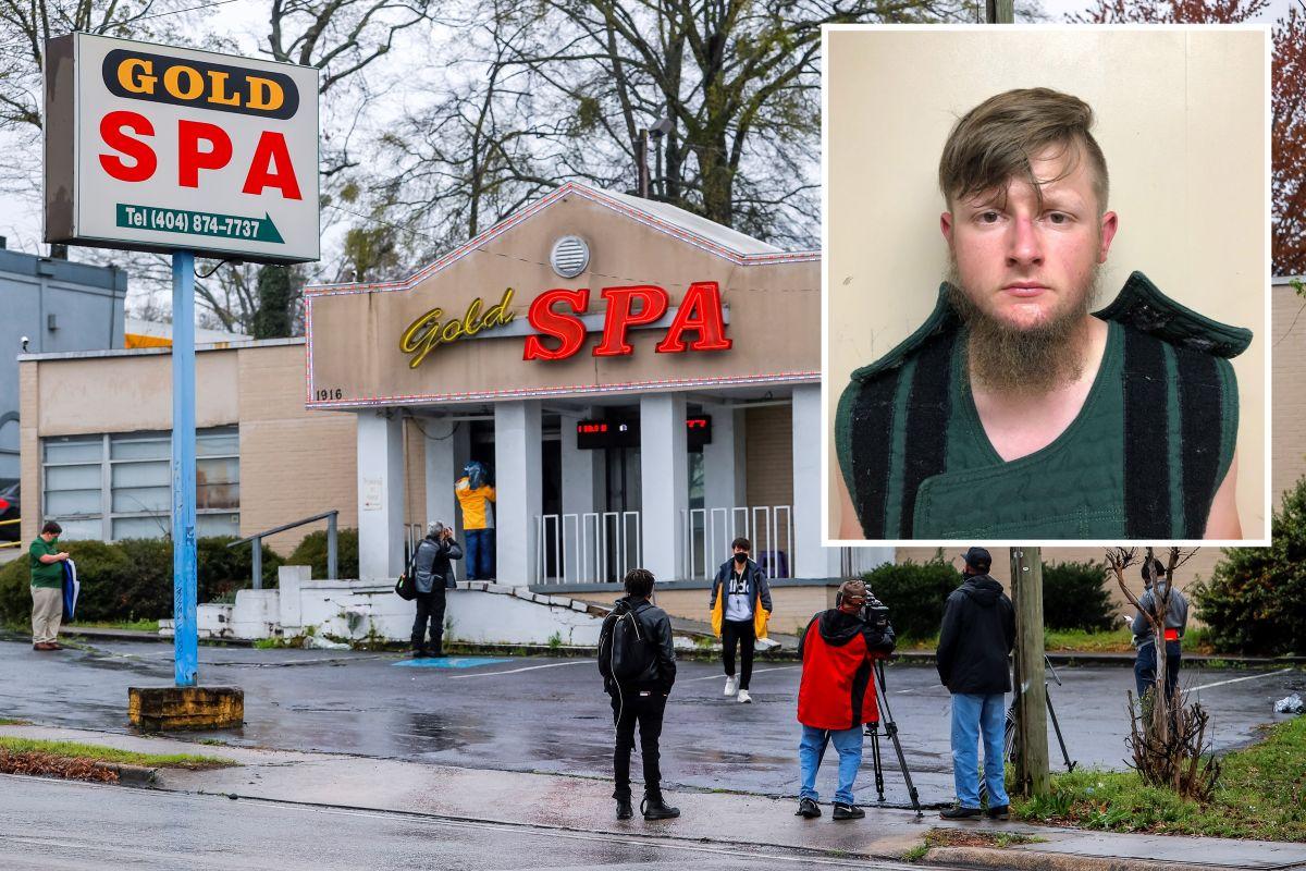 Robert Aaron Long fue hallado en el condado de Crisp tres horas y media después de los hechos.