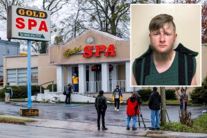 Fiscal califica los tiroteos en spas de Atlanta como delitos de odio y pide pena de muerte para el pistolero