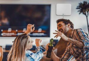 Las mejores opciones de antenas digitales para disfrutar de la mejor programación de TV sin pagar suscripciones