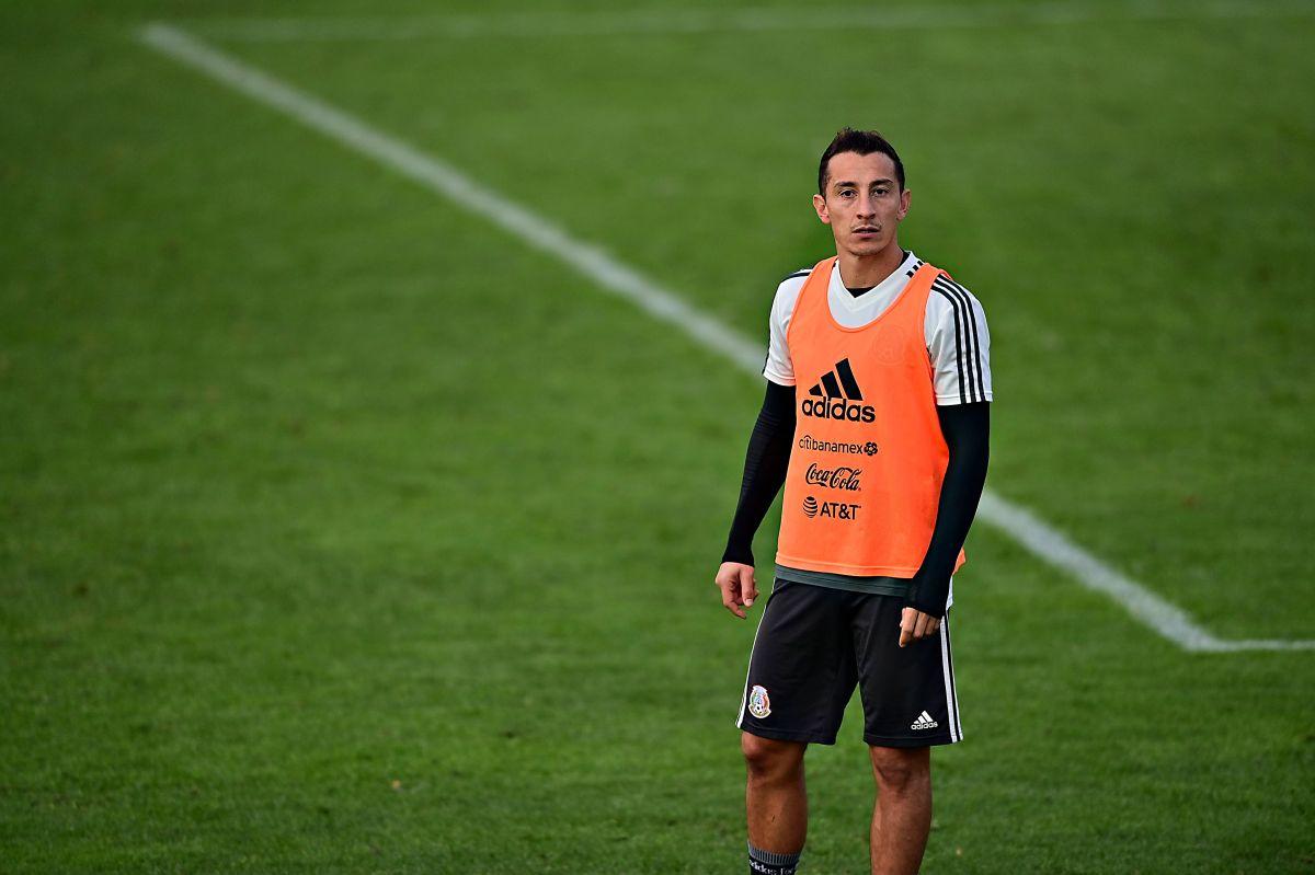 Andrés Guardado confiesa que teme no llegar a su quinto Mundial