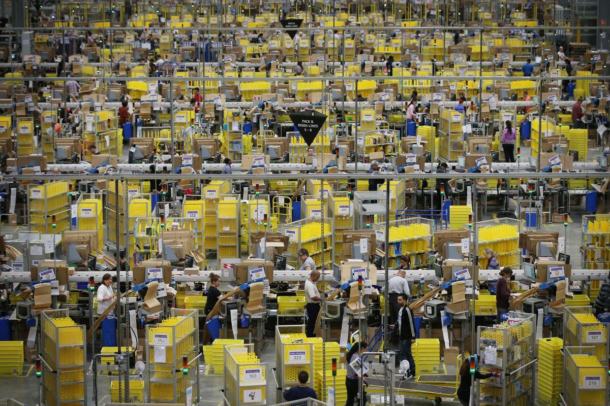¿Qué puestos requerirá Amazon con la apertura de su planta en Hermosillo?