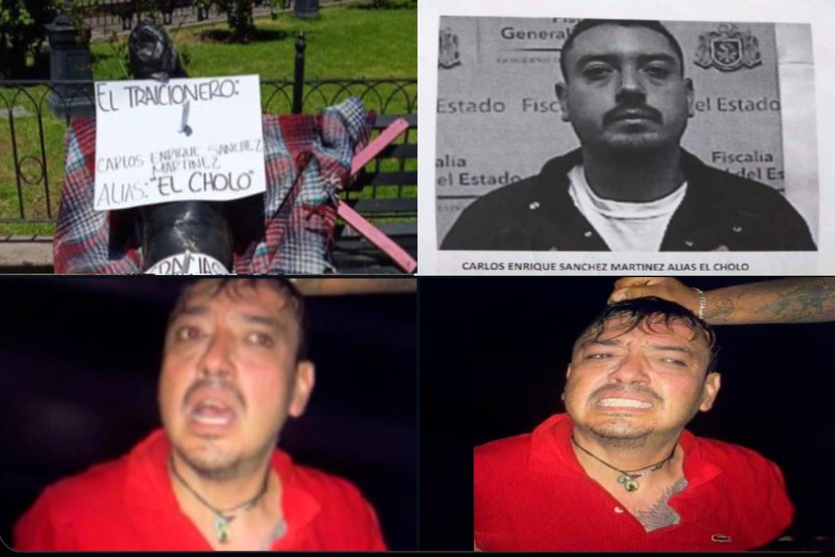 Así dejaron al Cholo, el hombre que traicionó al Mencho y formó el Cártel Nueva Plaza
