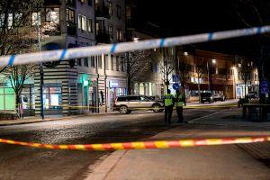 Un hombre que hirió con un hacha a 8 personas en Suecia fue arrestado