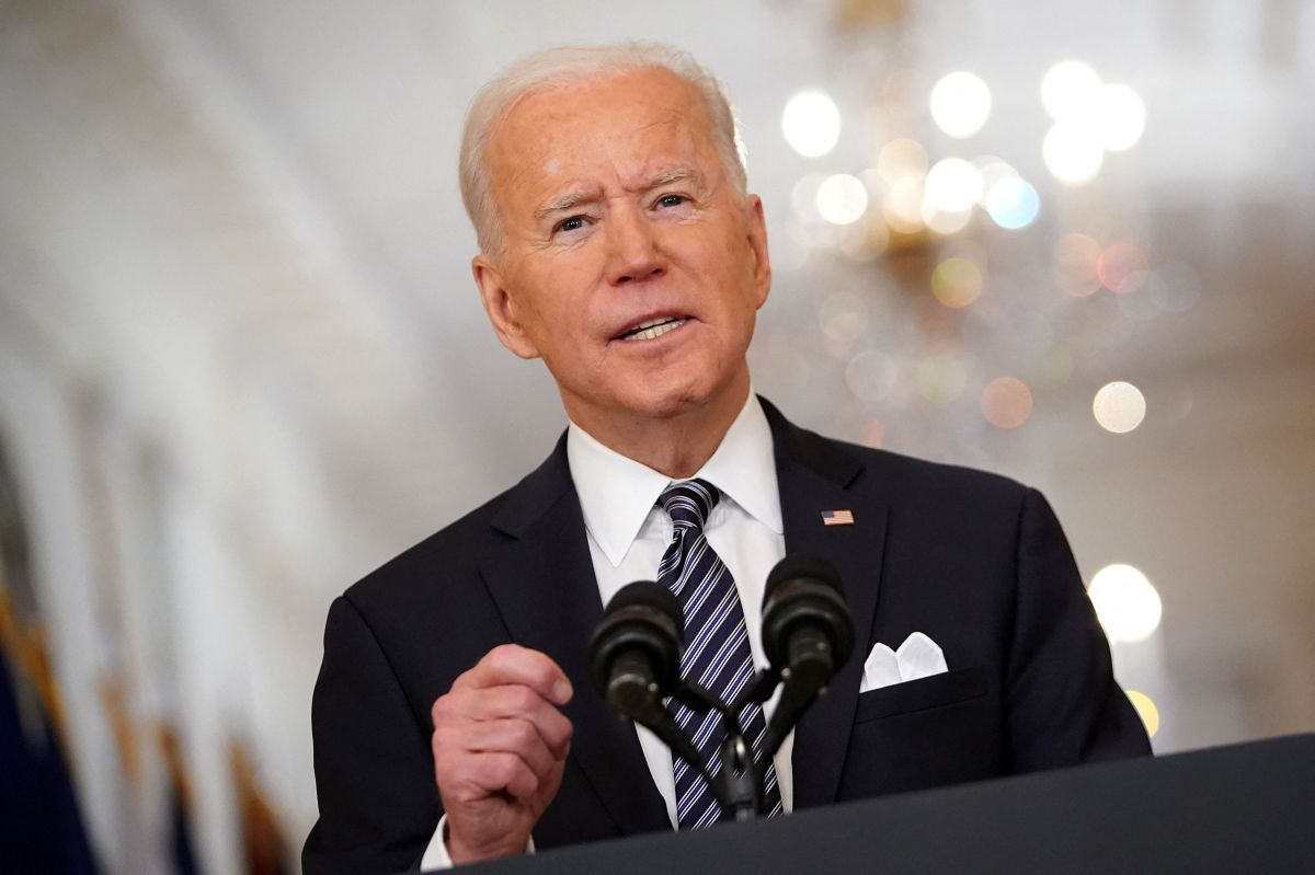 El presidente Biden a la nación: el 4 de Julio puede ser el día que controlemos la pandemia