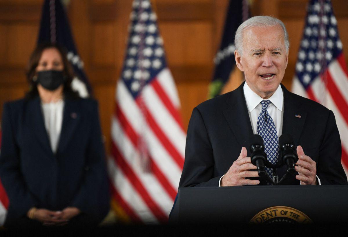 Joe Biden y Kamala Harris visitaron Atlanta y condenaron la violencia contra asiáticos americanos