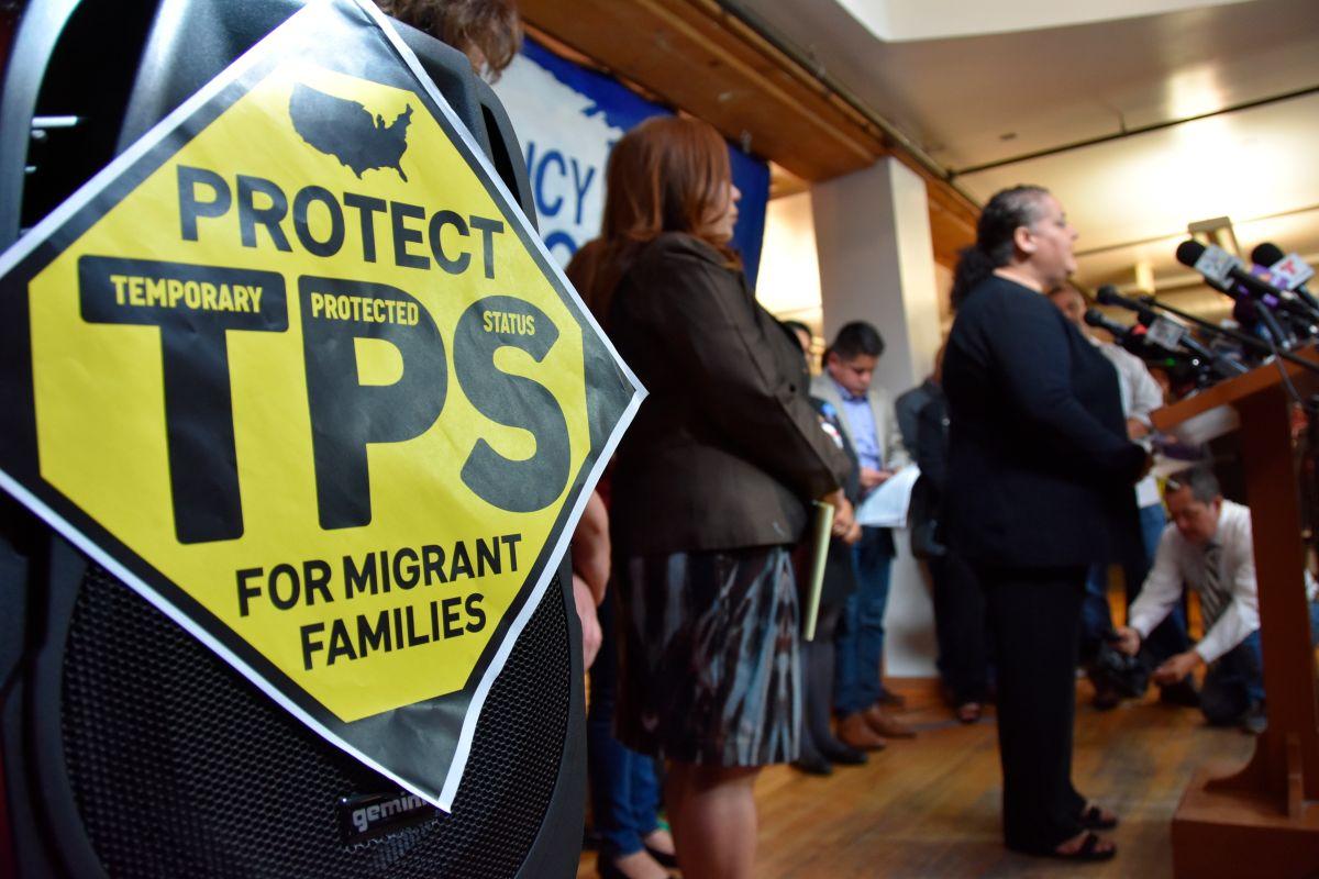 Los TPSianos tienen los ojos puestos en los proyectos de ley de Biden para obtener un alivio migratorio permanente. (Archivo)