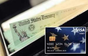A quiénes llegaría de IRS el tercer cheque de estímulo esta semana