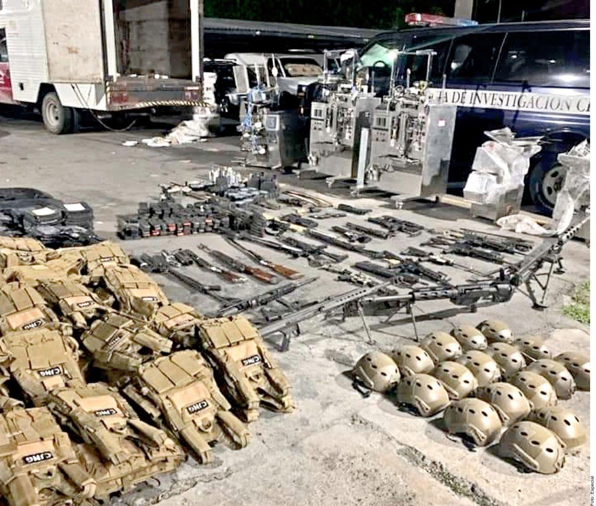 """La DEA señala a 9 cárteles mexicanos como """"la mayor amenaza"""" para EE.UU. por su control del mercado de drogas"""
