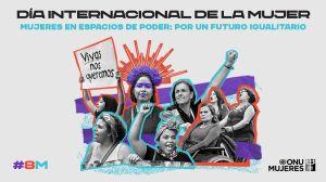 La ONU exige que mujeres estén en el centro de la recuperación post-pandemia y en la toma de decisiones