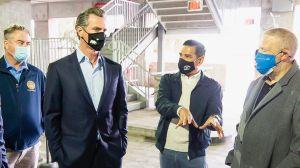 La ciudad de Long Beach lidera vacunación contra el COVID