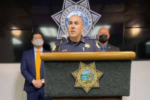 Autoridades y comunidad de Fresno se unen para arropar a familia del vendedor ambulante asesinado