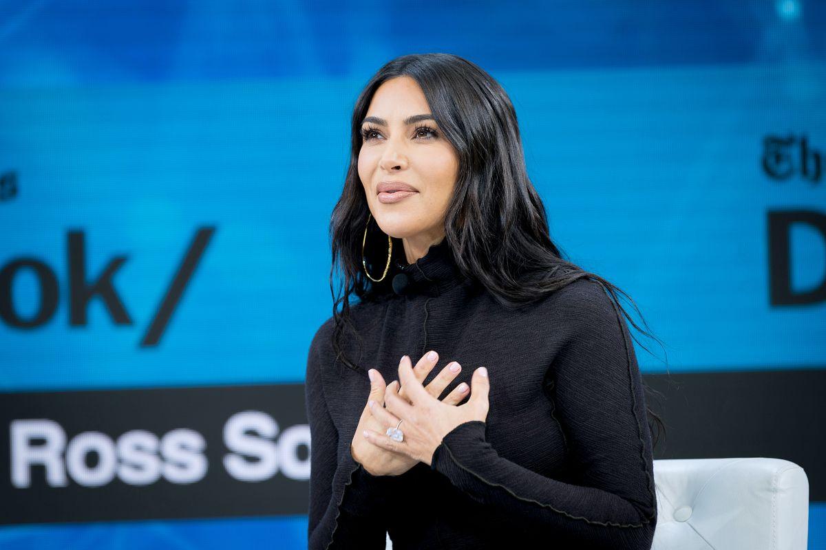 Kim Kardashian no podría estar más enamorada de sus cuatro bellos hijos.