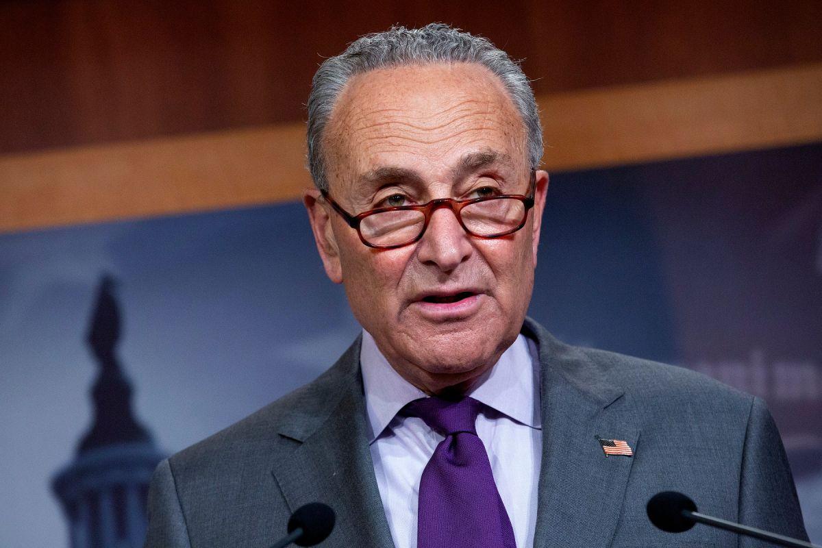 Chuck Schumer anunció que el Senado votará para derogar la autorización de guerra en Irak