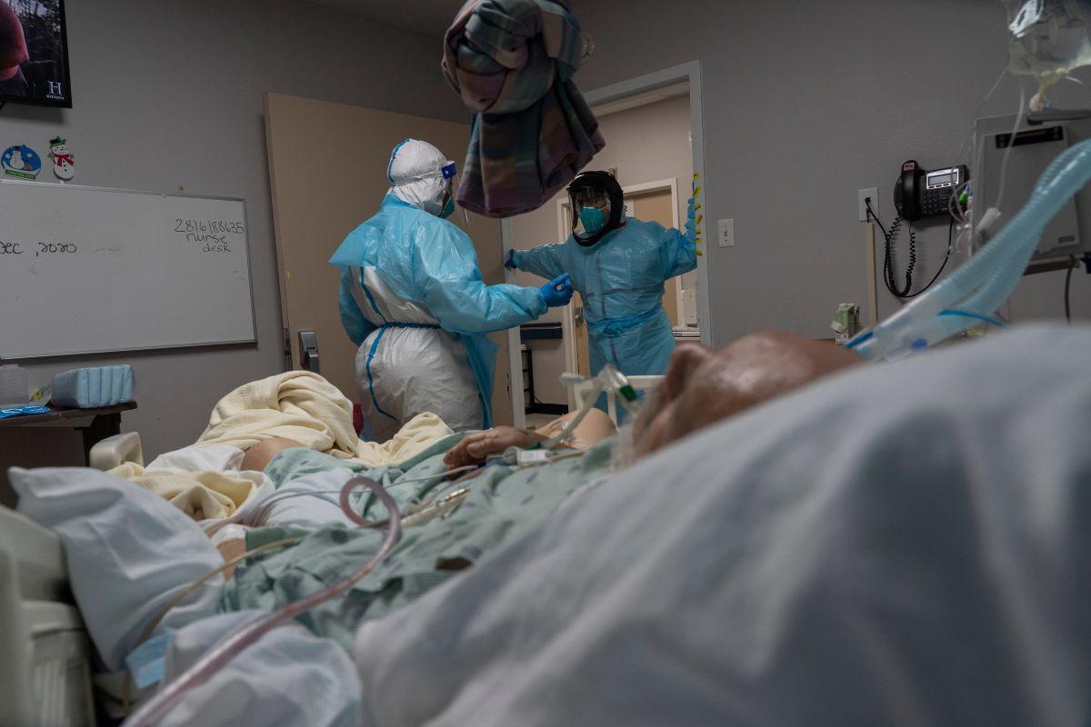 Hispano de Texas se despide de sus siete hijos antes de morir de COVID-19 en desgarradora videollamada
