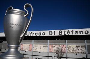 El Real Madrid-Liverpool se podrá jugar en el Di Stéfano