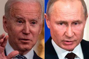 Joe Biden pedirá a Vladimir Putin actuar para frenar la ola de ciberataques contra empresas estadounidenses