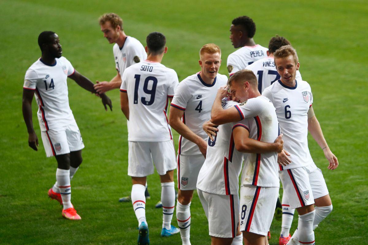 Los norteamericanos vienen de vencer 0-4 a República Dominicana.