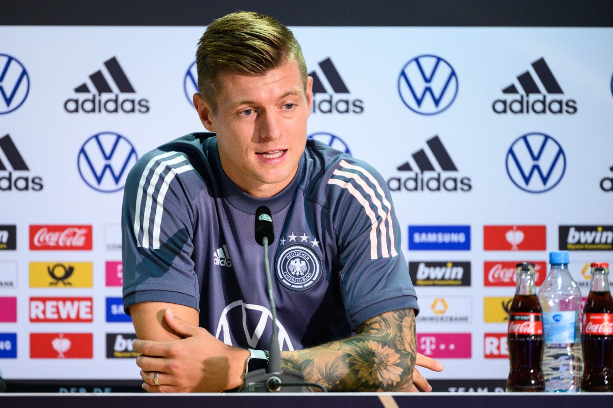 Toni Kroos se une a la denuncia que empezó Noruega en esta Fecha FIFA ante Qatar.