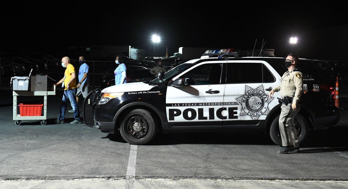 El fatal incidente den Las Vegas ocurrió el 11 de marzo.
