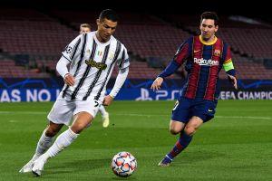Messi vs Cristiano: Estos son los récords y altibajos de esta temporada