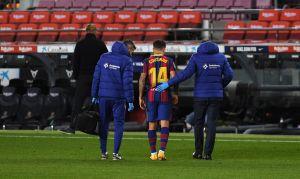La recuperación de Coutinho preocupa al Barcelona